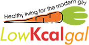 LowKcalGal Logo